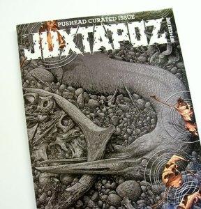 Juxtapoz Nov11 cover