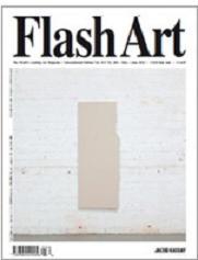 Flash Art May-June 2012