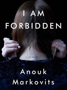 """""""I am Forbidden"""" – cover"""
