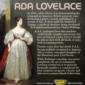 Ada Lovelace (ex Facebook)