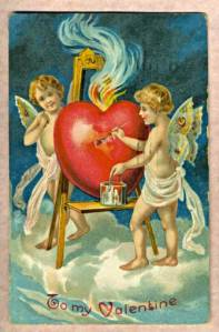 Antique Valentine (1909)