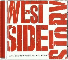 West Side Story: The New Broadway Cast Recording (2009) – record cover