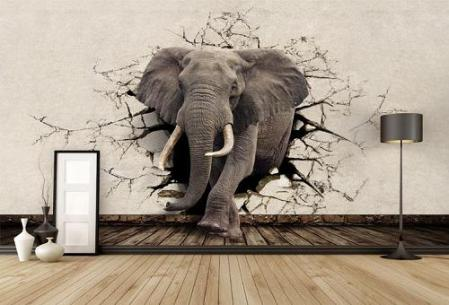 3D wall mural available through DHgate.com